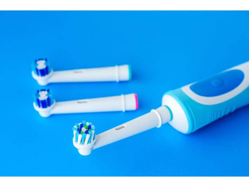 Oral-B Sensitive Gum Care Electric Toothbrush Replacement Brush Heads